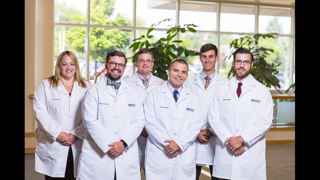 UP Health System - Marquette Family Medicine Residency Program has six new residents