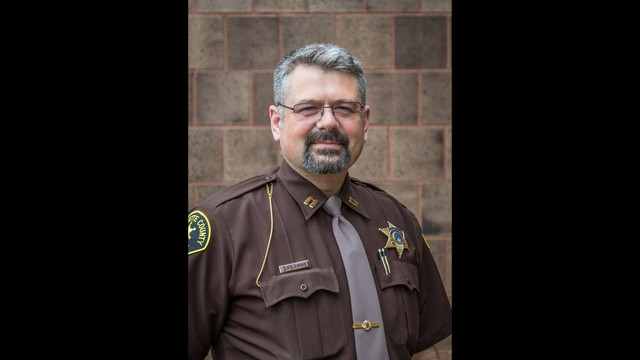 Capt. David Lemire of Marquette County Sheriff's Office named Police Officer of the Year for 2016
