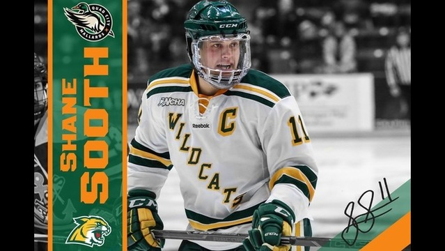 Northern Michigan's Sooth Signs With Quad City Mallards