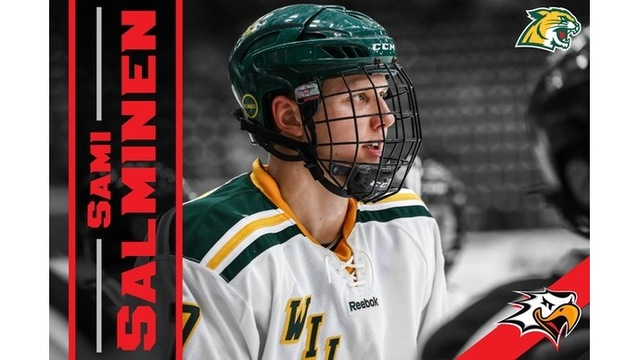 Northern Michigan's Salminen Signs With Vaasan Sport