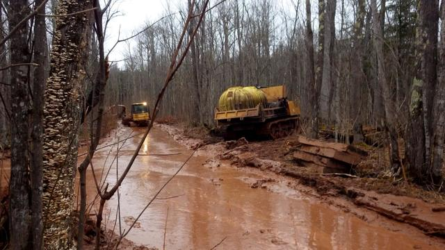 Highland Copper Company cited for soil erosion in Porcupine Mountains