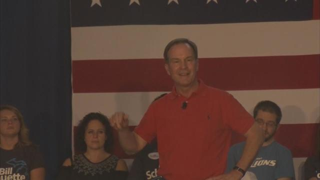 MI AG Bill Schuette expected to announce candidacy for governor tonight