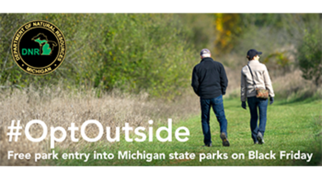 #OptOutside: state parks offer free entry