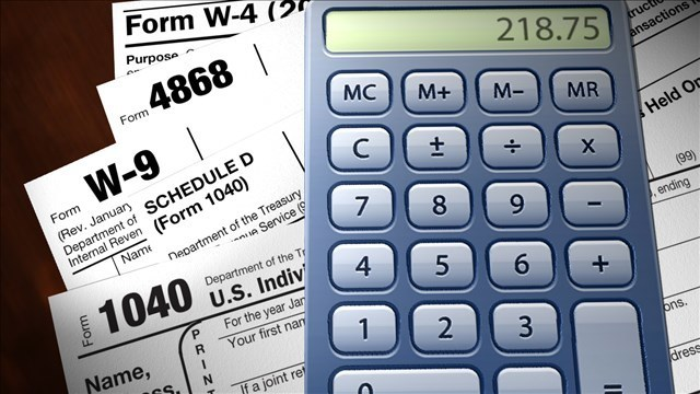 Tax day is Tuesday. Here are some last-minute tips