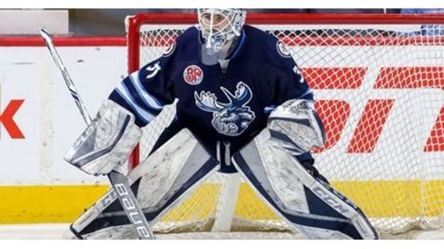 Phillips called up to Winnipeg Jets to begin Stanley Cup Playoffs