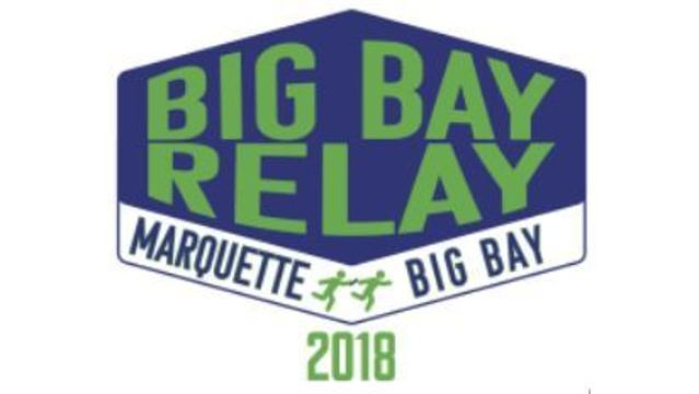 Caution advised on Co. Rd. 550: Big Bay Relay is Saturday
