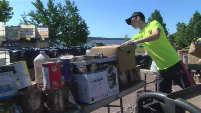 Cleanup continues in Houghton County after June flooding