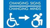Plan would update accessibility icon