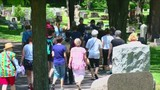 Annual cemetery walking tour takes a look at Marquette area artists
