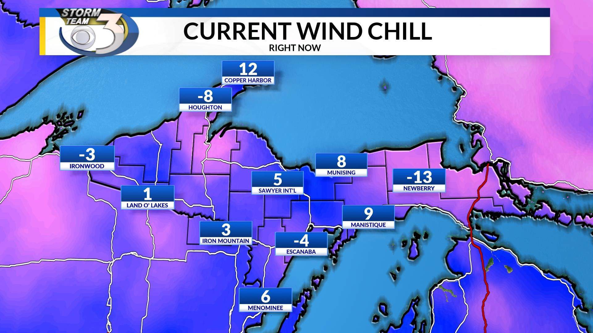 Current Wind Chill